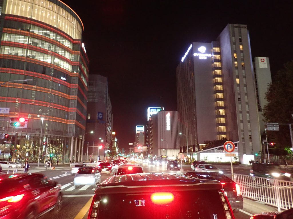 If you want to feel like you're lost in a cyberpunk film, go to Japan