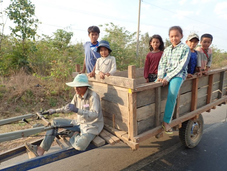 Cambodian rural transport